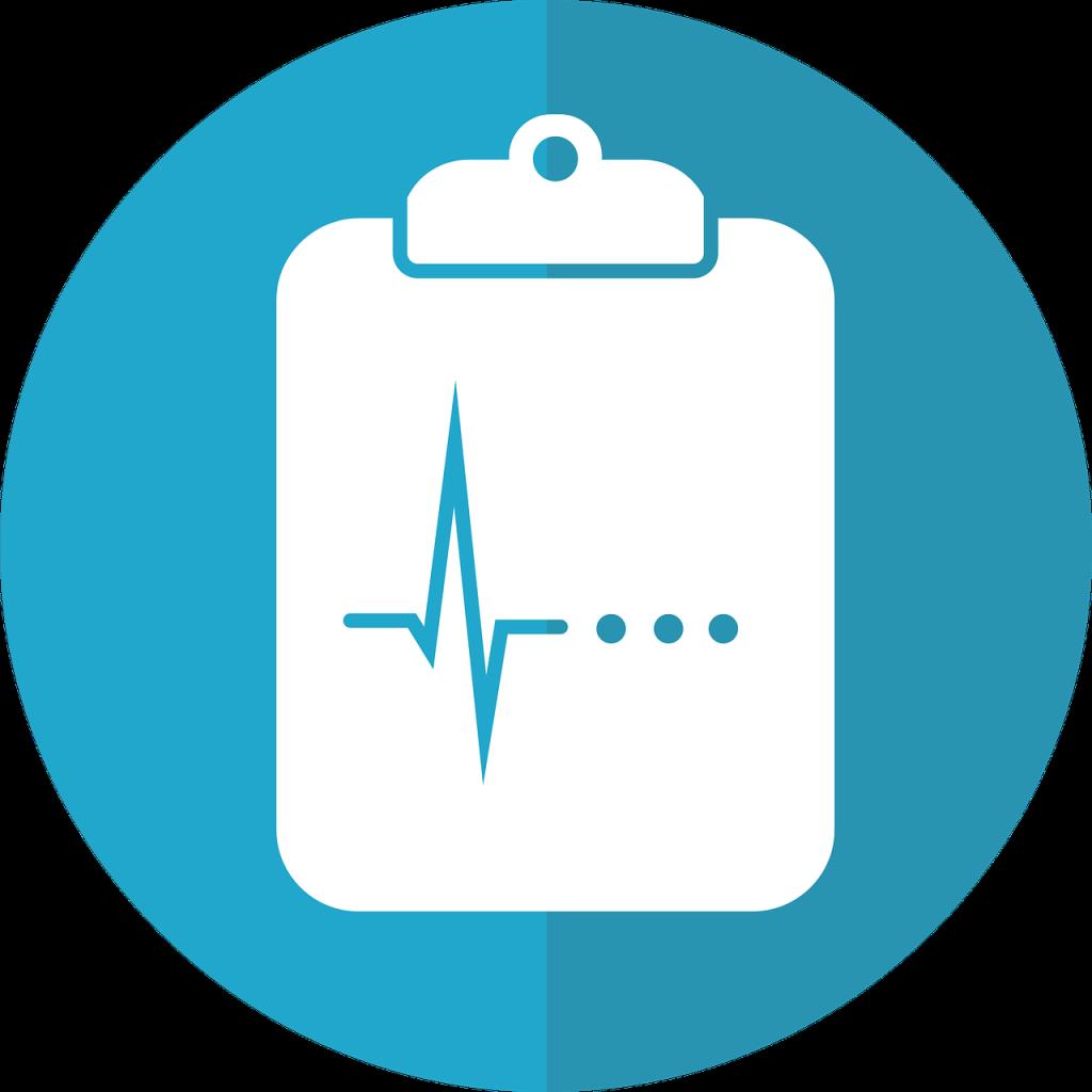 Symbole de la prise en charge médicale